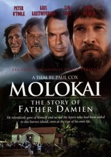 Molokai: The Story of Father Damien, DVD