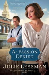 Passion Denied, A - eBook