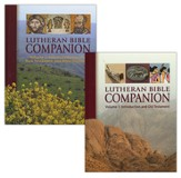 Lutheran Bible Companion Set, 2 Vols