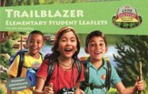 Camp Discovery VBS: Trailblazer Elementary Leaflet
