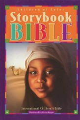 Children of Color Storybook Bible HC ICB