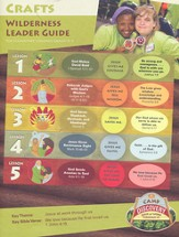 Camp Discovery VBS 2015: Wilderness Crafts Leader Guide