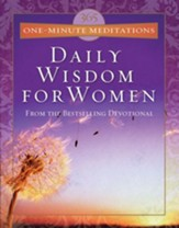 365 One-Minute Meditations From Daily Wisdom For Women - eBook