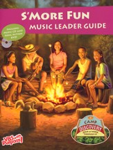S'more Fun Music Leader Guide with CD & Song Action DVD