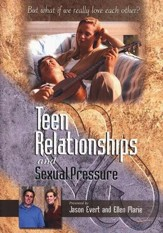 Teen Relationships and Sexual Pressure, DVD