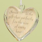Perfect Gift Heart Ornament