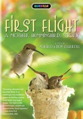 First Flight: A Mother Hummingbird's Story, DVD