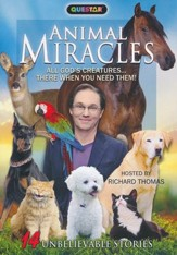 Animal Miracles: All God's Creatures...There When You Need Them - DVD