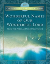 Wonderful Names of Our Wonderful Lord - eBook