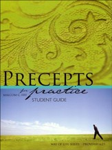 Precepts for Practice: Student Book