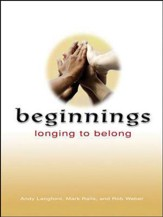 Beginnings: Longing To Belong, DVD