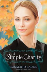 A Simple Charity, Lancaster Crossroads Series- eBook