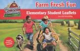 Barnyard Roundup Farm Fresh Fun Elementary Leaflet