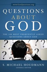 Questions about God: The One Hundred Most Frequently Asked Questions about God - eBook