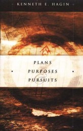 Plans, Purpose, and Pursuits