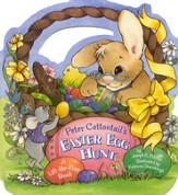 Peter Cottontail's Easter Egg Hunt Board Book