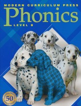 Modern Curriculum Press (MCP) Plaid Phonics Level B (2003 Edition)