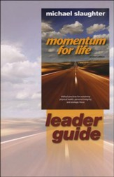 Momentum for Life Leader's Guide