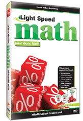 Light Speed Math Beyond the Basics DVD Bundle (4 DVDs)