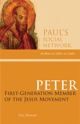 Peter : First-Generation Member of the Jesus Movement