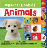 My First Book Of Animals Minis