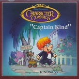 Captain Kind - Songs About Kindness CD