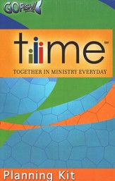 T.I.M.E.(Together In Ministry Everyday) Planning Kit