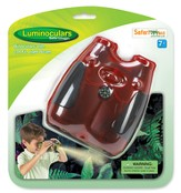 Red Translucent Luminoculars