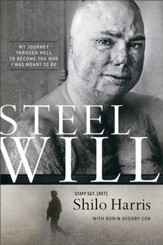 Steel Will: My Journey through Hell to Become the Man I Was Meant to Be - eBook