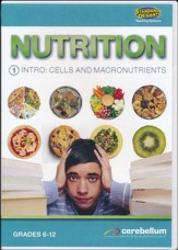 Intro: Cells and Macronutrients  DVD Teaching Systems Nutrition