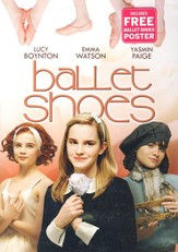 Ballet Shoes, DVD