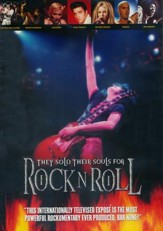 They Sold Their Souls for Rock and Roll, DVD