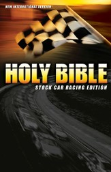 Holy Bible: Stock Car Racing eBook - eBook