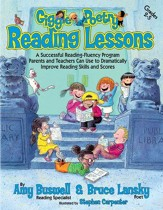 Giggle Poetry Reading Lessons: A Successful Reading-Fluency Program Parents and Teachers Can Use to Dramatically Improve Reading Skills and Scores - eBook