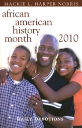 African American History Month 2010: Daily Devotions
