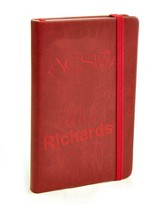 ACSI, Notebook, Burgundy