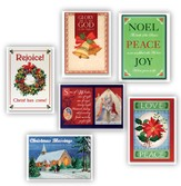 Christmas Cards Value Box, Assorted Cards, 36