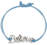 Believe Adjustable Bracelet