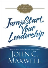 Jumpstart Your Leadership: A 90-Day Growth Guide - eBook