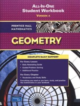 Prentice Hall Mathematics Geometry Student Workbook