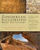 Zondervan Illustrated Bible Dictionary: Based on Articles from the Zondervan Encyclopedia of the Bible - eBook