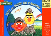 Bert and Ernie Go Camping: Brand New Readers