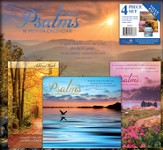 2015 Psalms, Value Pack Calendar