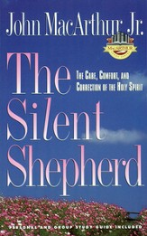 The Silent Shepherd: The Care, Comfort, and Correction of the Holy Spirit (slightly imperfect)