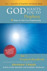 God Wants You to Prophesy: 5 Steps to Get You Prophesying - eBook