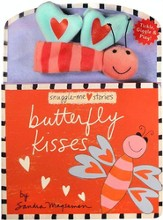 Snuggle-Me Stories: Butterfly Kisses