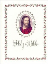 NABRE Catholic Family Bible Slipcased Signature Edition White