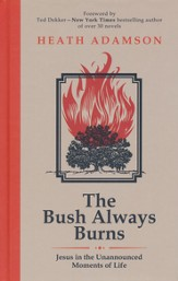 The Bush Always Burns: Jesus in the Unannounced Moments of Life
