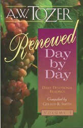Renewed Day By Day - Volume 1