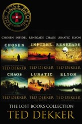The Lost Books Collection: Chosen, Infidel, Renegade, Chaos, Lunatic, and Elyon - eBook